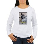 Australian Cattle Dog Women's Long Sleeve T-Shirt