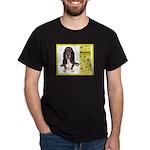 Basset Hound Dark T-Shirt