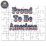 Proud to be American Puzzle