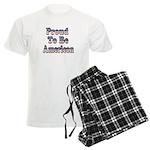 Proud to be American Men's Light Pajamas