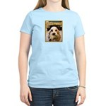 Cocker Spaniel Women's Light T-Shirt