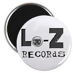 LoZRecords logo Magnets