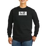 LoZRecords logo Long Sleeve T-Shirt