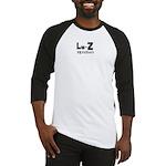 LoZRecords logo Baseball Jersey