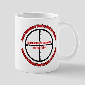 Bigshooterist Logo Mug