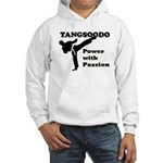 Tangsoodo Power with Passion Hooded Sweatshirt