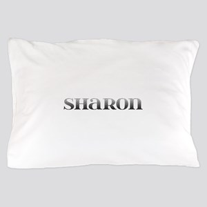 Sharon Carved Metal Pillow Case
