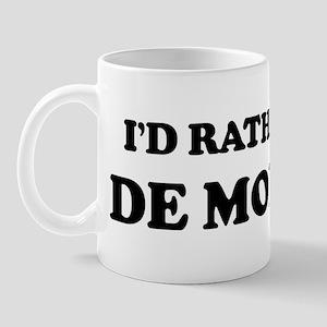 Rather be in de Morelos Mug