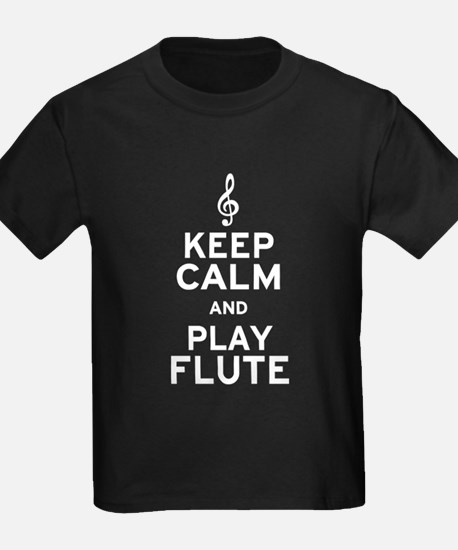 Keep Calm and Play Flute T