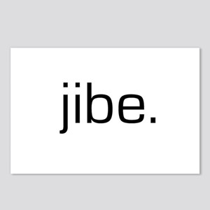Jibe Postcards (Package of 8)