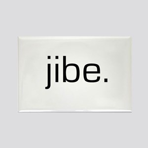 Jibe Rectangle Magnet