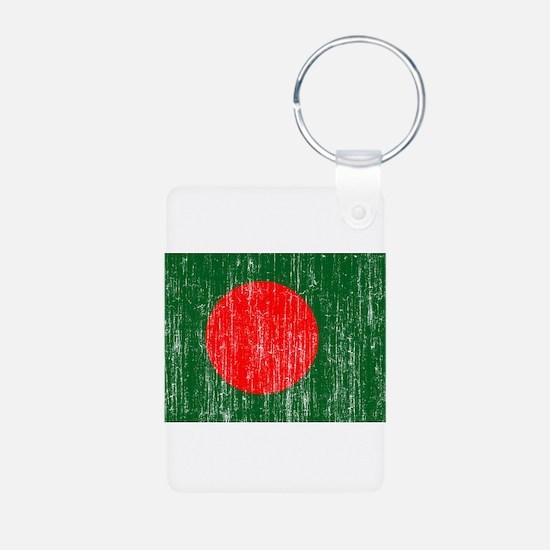 Bangladesh Flag Keychains