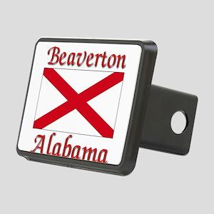 Beaverton Alabama Rectangular Hitch Cover
