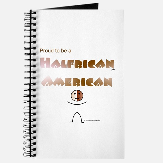 Halfrican American 1 Journal
