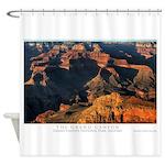 Grand Canyon Shower Curtain
