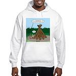 Knots Leave No Trace Bonfire Hooded Sweatshirt