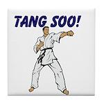 Tang Soo Tile Coaster