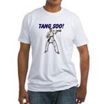 Tang Soo Fitted T-Shirt