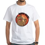 KumaSushi White T-Shirt
