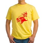RedRosa Yellow T-Shirt