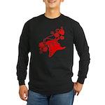 RedRosa Long Sleeve Dark T-Shirt