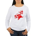 RedRosa Women's Long Sleeve T-Shirt