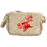 RedRosa Messenger Bag