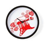 RedRosa Wall Clock