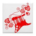 RedRosa Tile Coaster