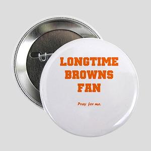 """Browns 2.25"""" Button"""