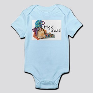Trick or Treat! Infant Creeper