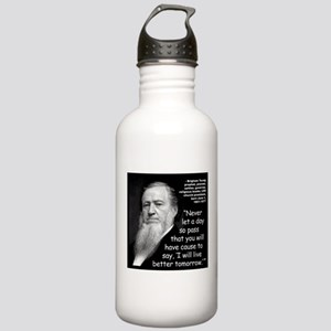 Young Live Quote 2 Stainless Water Bottle 1.0L