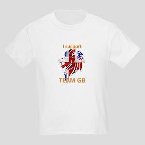 Team GB Supporter Kids Light T-Shirt