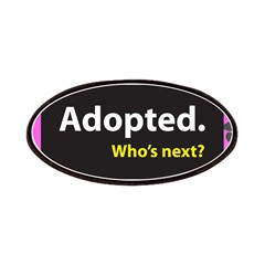Adopted. Who's next? Patches