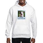 Happy Husky Hooded Sweatshirt