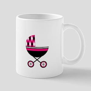 Pink Stroller Mug