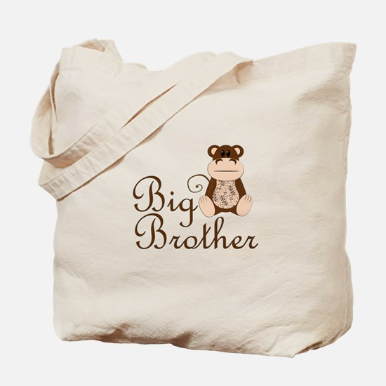 Big Brother Monkey.png Tote Bag