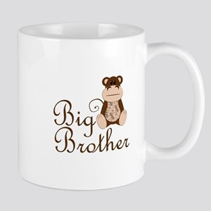Big Brother Monkey Mug