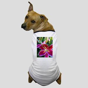 Garden Lilly copy Dog T-Shirt