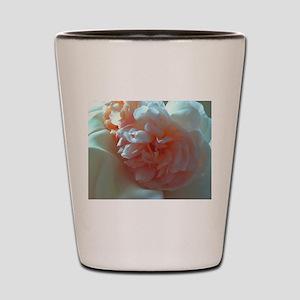 Flower Bed 2 copy Shot Glass