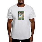 Sheltie ( Shetland Sheepdog ) Light T-Shirt