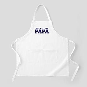 Just Call Me Papa Apron
