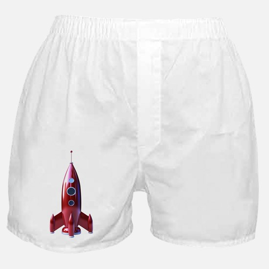 rocketship Boxer Shorts