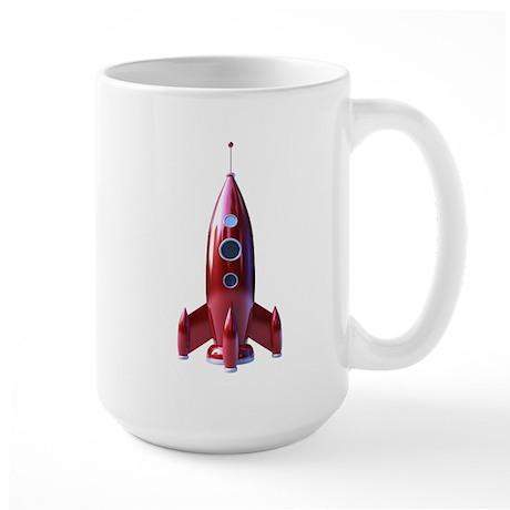 rocketship Large Mug