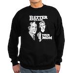 Ask Your Mom Sweatshirt (dark)