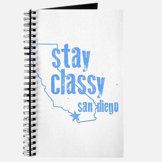 Stay Classy Journal