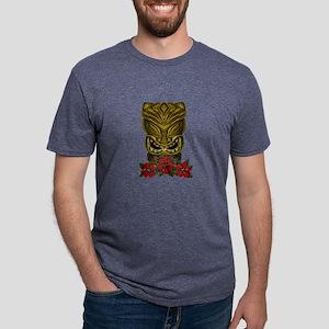 NEVER COMMON Mens Tri-blend T-Shirt