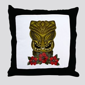 NEVER COMMON Throw Pillow