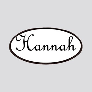 Hannah Patches