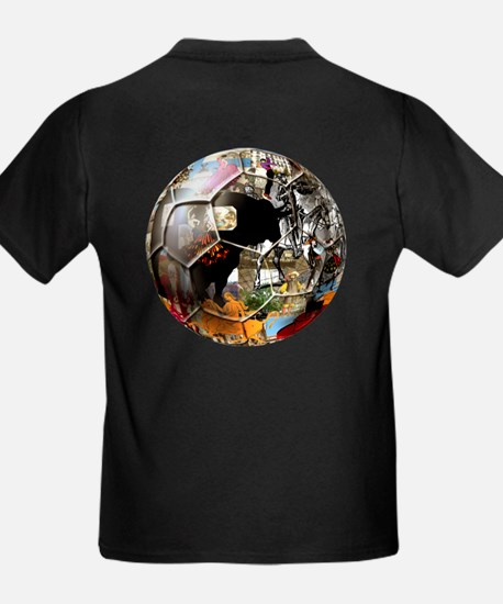 Culture of Spain Soccer Ball T